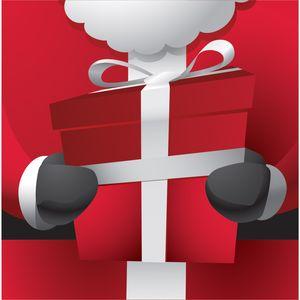 16 Servietten Nikolaus zu Gast – Bild 1