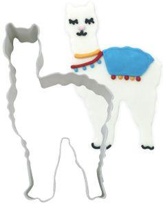 Keks Ausstecher Lama