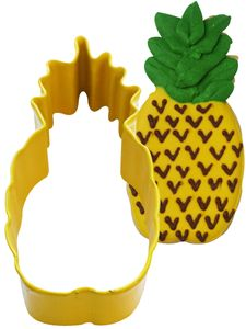 Keks Ausstecher Ananas – Bild 1