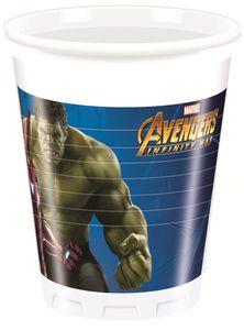 8 Becher Avengers Infinity War