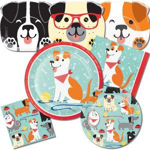 Geburtstags Girlande Hunde Party – Bild 2