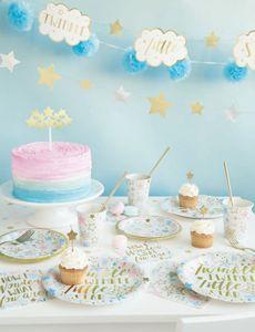 3 kleine Tischaufsteller Twinkle twinkle little Star – Bild 3
