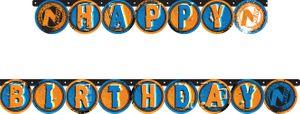 Geburtstags Girlande Nerf Blaster – Bild 1