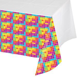Tischdecke Pixel Party – Bild 1