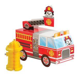 Feuerwehr Alarm Tischaufsteller – Bild 1