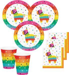 8 Papp Teller Fiesta Fun – Bild 2