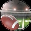 XL 44 Teile American Football Superbowl 2020 Party Deko Set 16 Personen